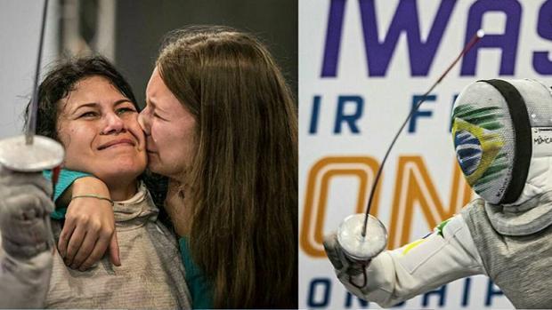 Paralímpicos Río 2016:  La paralímpica que se negó a abortar y terminó en silla de ruedas