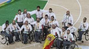 Las 31 medallas de España en los Paralímpicos de Río 2016