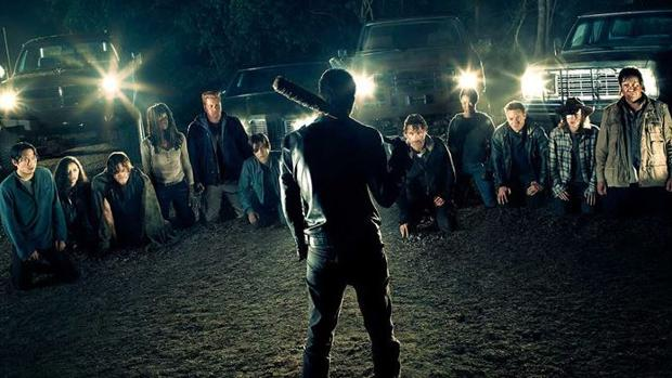 Muerte en The Walking Dead:  «The Walking Dead»: ¿A quién ha matado Negan?