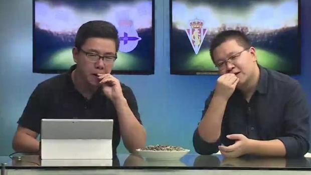 Lian Xiang y Hui Tang, los propietarios del Jumilla