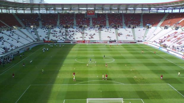 El Jumilla-Lorca se jugará en la Nueva Condomina de Murcia