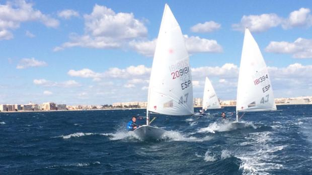 Los Acázares organizarán el Campeonato de Europa de la Clase Laser 4.7 5480b16237a45