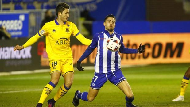 Alavés-Alcorcón:  El Alavés, primer semifinalista de la Copa del Rey