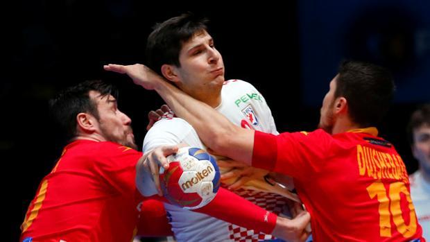 Mundial de balonmano | España-Croacia: España, fuera del Mundial