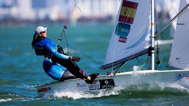 Silvia Mas y Paula Barceló han comenzado terceras en Miami