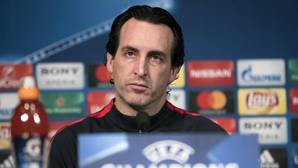 Emery: «No nos sentimos inferiores a nadie»