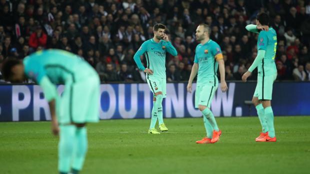 Resultado PSG-Barcelona:  Un Barça humillado dimite en París
