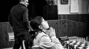 La emoción del ajedrez, premiada en el World Press Photo