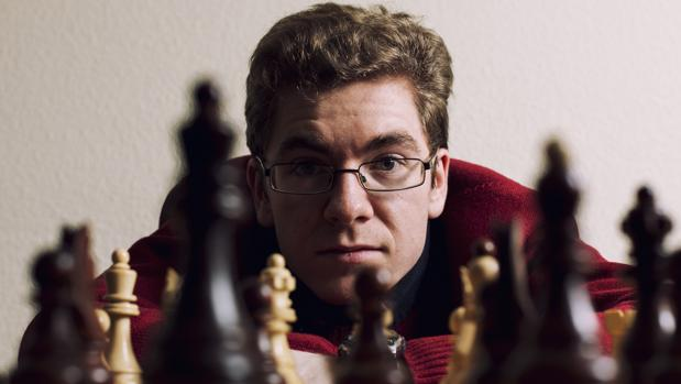 David Antón, gran esperanza del ajedrez español