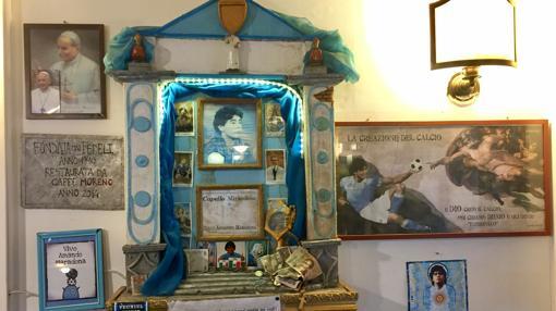 fe110a17651fd Nápoles-Real Madrid  «Maradona logró que se dejara de mirar a ...