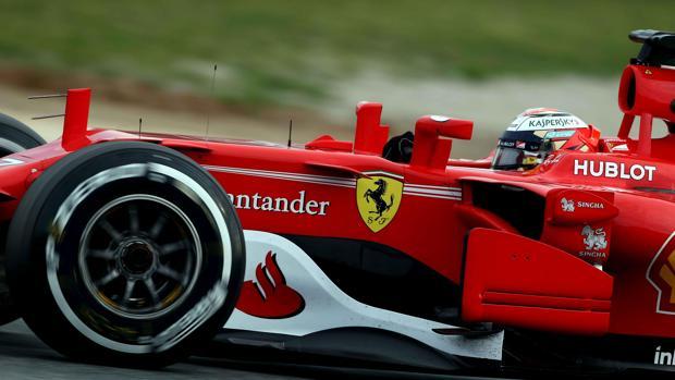 Fórmula 1:  Ferrari va como un tiro