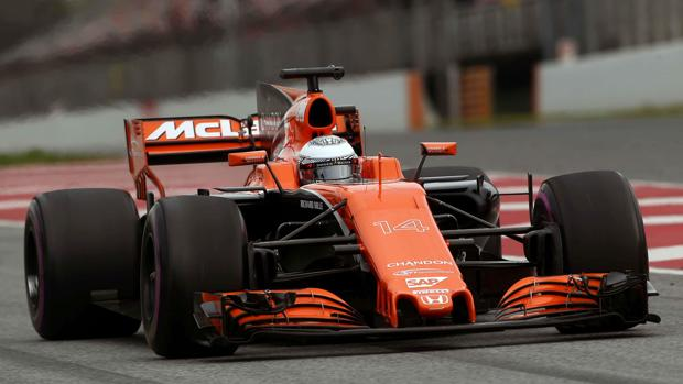 Fórmula 1:  Desastre sin fin para McLaren