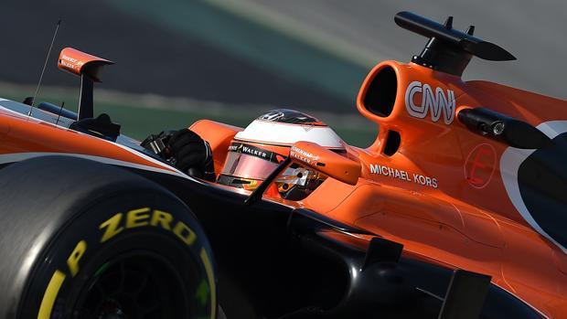 Fórmula 1:  Última oportunidad para McLaren