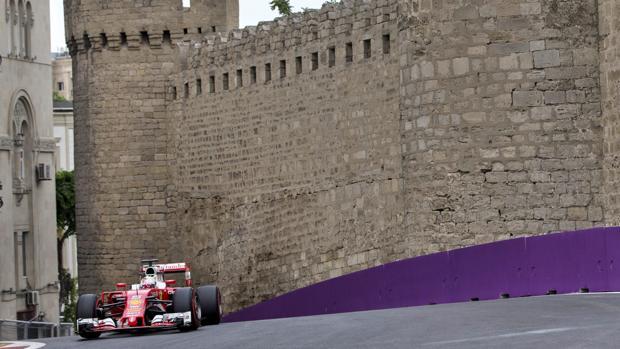Guerra entre Bakú y la F1