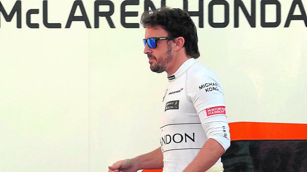 Fórmula 1:  Honda agota a McLaren