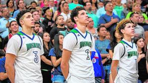 «Ball», el apellido que quiere dominar la NBA