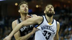 Marc gana el duelo de «Gasoles» en la NBA