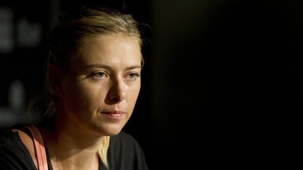 Sharapova: «Nunca he querido echar las culpas a los demás»
