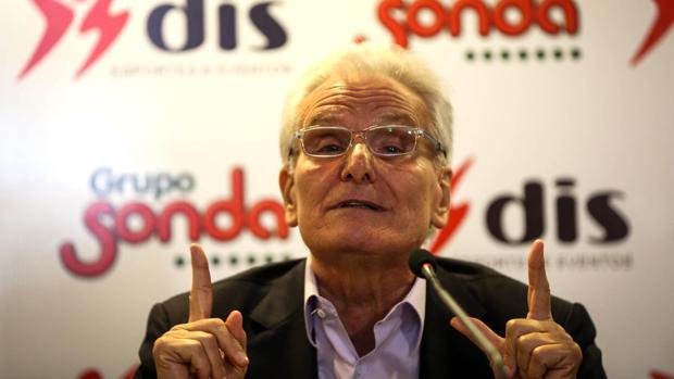 Delcir Sonda, fundador de la empresa brasileña DIS