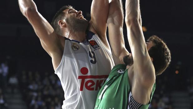 Euroliga real madrid darussafaka y cska mosc baskonia for Euroliga cuartos de final