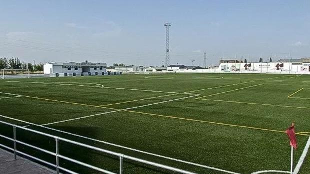 Estadio del Torredelcampo, el equipo sancionado