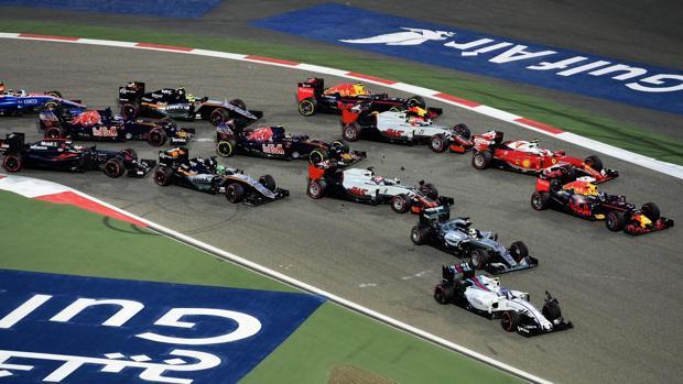 Fórmula 1:  Horarios y TV del GP de Bahréin