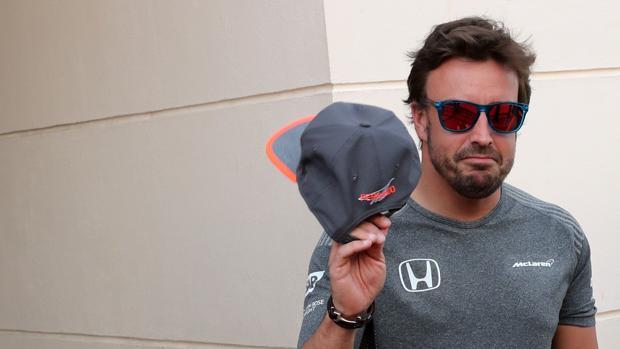 Fórmula 1 | Gran Premio de Bahréin:  Alonso: «Si el coche fuera competitivo no iríamos a Indianápolis»