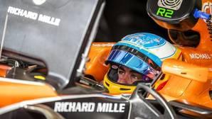 Alonso divide a la Fórmula 1