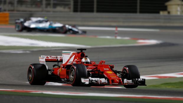Ferrari está en la cima
