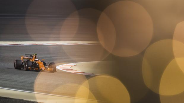 Por fin una alegría para McLaren