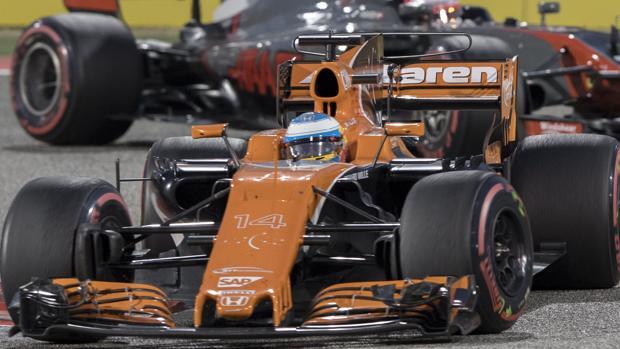 Fórmula 1:  Honda ve la luz