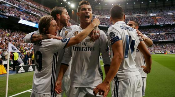 Así ha celebrado Cristiano Ronaldo el gol