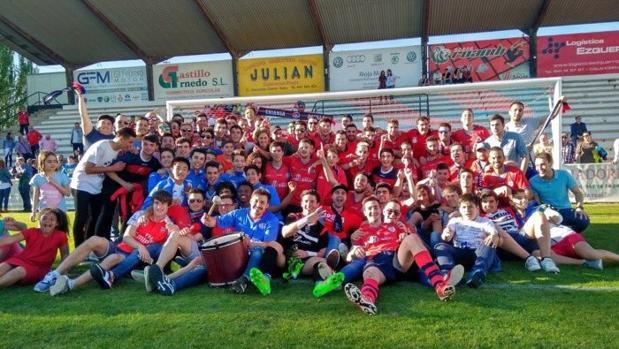 Equipos de Segunda B y Tercera división ya clasificados para los ...