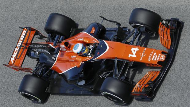 Fórmula 1 | GP de España:  El mejor Alonso, séptimo en Montmeló