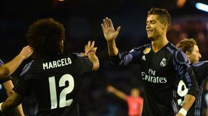 El Real Madrid, a un punto del alirón