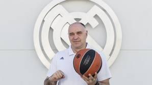 Pablo Laso: «No se puede vivir con miedo»