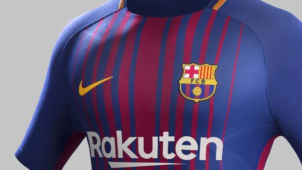 Así es la nueva camiseta del Barça ed04a21aa2a