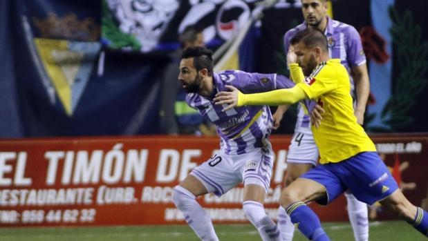 El Valladolid,q ue aspira al playoff de ascenso, recibe al Cádiz en el José Zorrilla