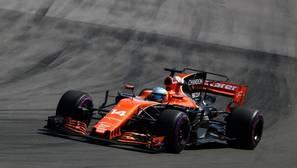 La desesperación de McLaren