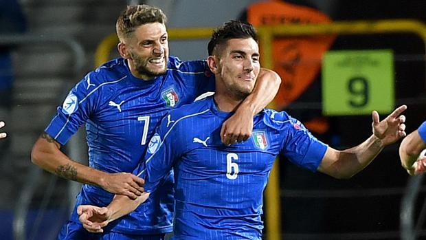 Pellegrini hizo el otro golazo del torneo