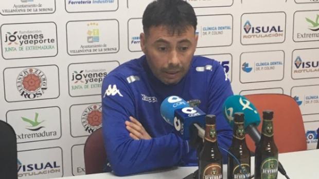 Manolo Sanlúcar, ex del Villanovense, nuevo técnico del Real Murcia