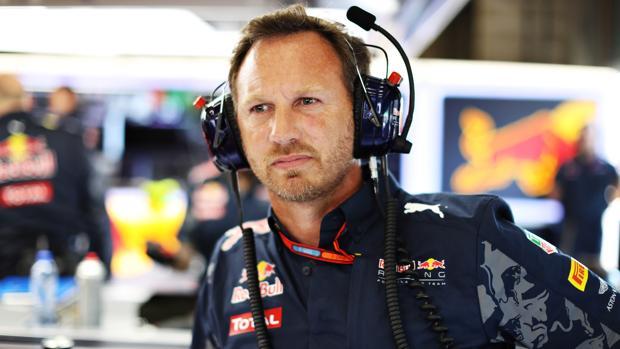 Christian Horner, jefe de equipo de la escudería Red Bull
