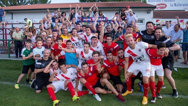 El Vitoria asciende a Segunda división B