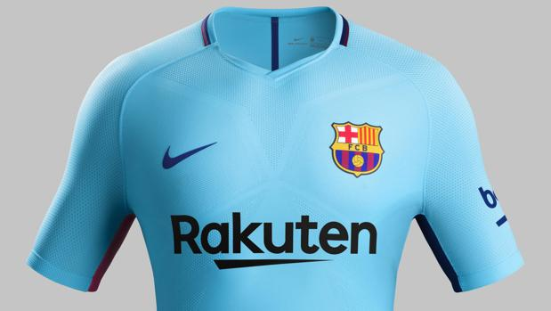 El Barça presenta su segunda equipación para la temporada 17-18 7a02dc285025a
