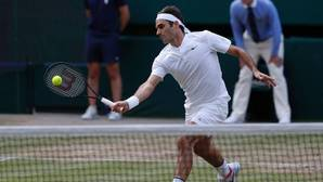 Federer-Cilic en directo