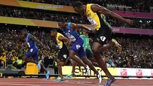 Así ha sido la final de Usain Bolt