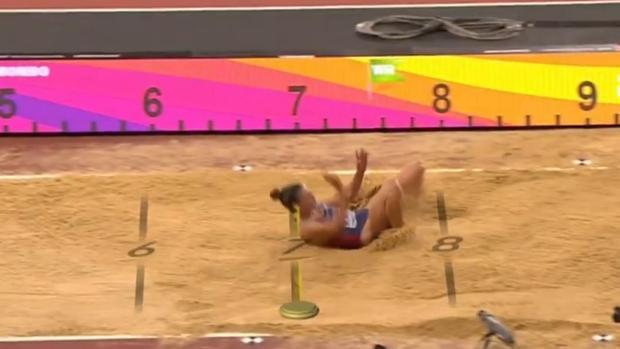 Atletismo | Mundial de Londres:  El imperdible que costó un oro