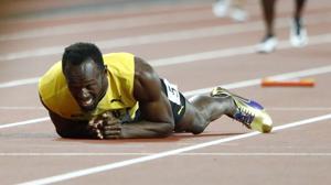 Bolt no llega a su destino