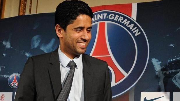 Nasser Al-Khelaifi, propietario del PSG francés
