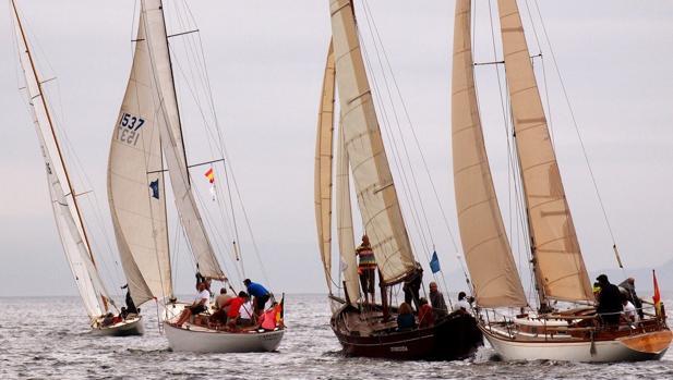 Comienza la Regata das Illas Atlánticas para Clásicos y de Época en San Vicente